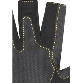 Camp Start Guanti Fingerless nero